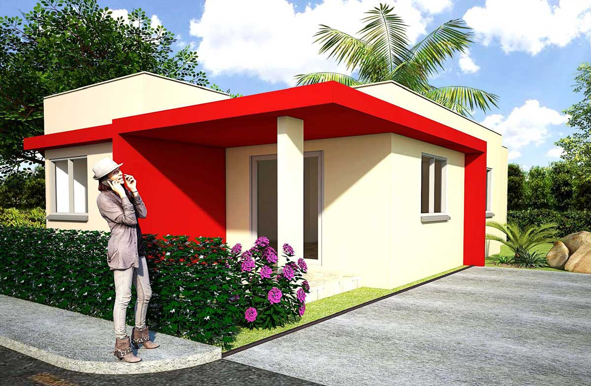 MHC - Architectural Services - Typical Plan 01