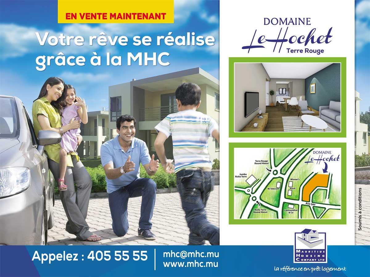 MHC - Estate Development - Domaine Le Hochet - Terre Rouge